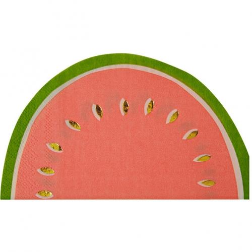 16 Tovaglioli Anguria Fruity Party