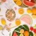 16 Tovaglioli Anguria Fruity Party. n°2