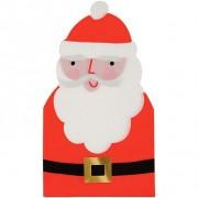 16 Tovaglioli Babbo Natale