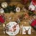 8 Piatti Bellissimo Natale. n°4