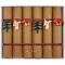 6 Piccoli Crackers Fawn Crackers nella foresta (19 cm) images:#0
