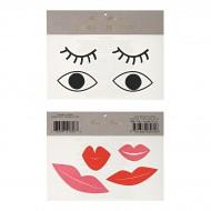 Occhio Tatuaggi - Bocche
