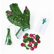 Mini Pinata Regalo Cactus (14 cm)