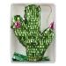 Mini Pinata Regalo Cactus (14 cm). n°3