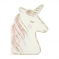 16 Tovaglioli Sweet Unicorno