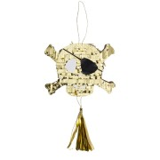 Mini Pinata Regalo Golden Pirate (12 cm)