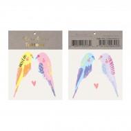 2 tatuaggi di piccioncini