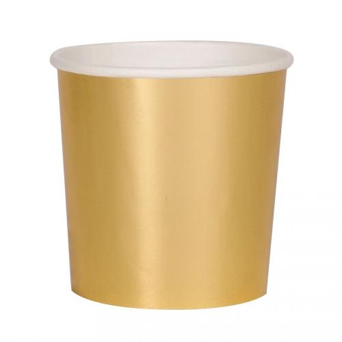 8 Bicchierini Oro (20 cl)