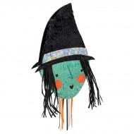 Pull Pinata Strega - Halloween