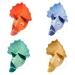 8 Cappelli Maschere - Dinosauro. n°1