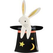 8 Piatti Coniglio Nel Cappello