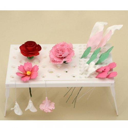Supporto per asciugare fiori e foglie