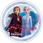 1 disco Elsa Regina delle nevi (21 cm) – Ostia