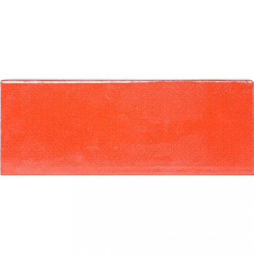 Vassoio rettangolo rosso