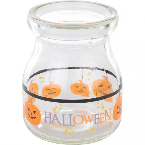 1 vaso monoporzione Halloween (7 cm) - Vetro