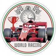 Disco Formula 1 World Racing (21cm) - Ostia