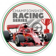 Disco Formula 1 Racing Champion (21cm) – Ostia