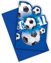 6 Inviti Goal Azzurro