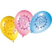 8 Palloncini Principessa Disney Glamour