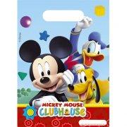 6 Sacchetti regalo  Mickey Party