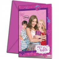 6 Inviti Violetta