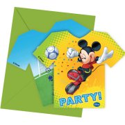 6 Inviti Mickey Goal