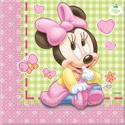 20 Tovaglioli Minnie Baby