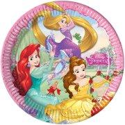8 Piatti Principesse Disney Dreaming