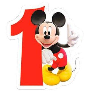 Candela numero 1 Mickey Club