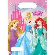6 Sacchetti regalo Disney Dreaming Princess