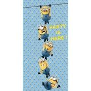 Poster da porta Lovely Minions