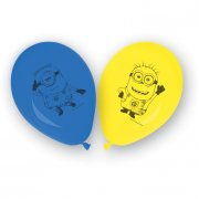 8 Palloncini Lovely Minions