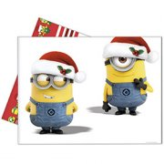 Tovaglia Minions Christmas