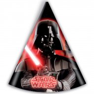 6 Cappelli Star Wars Empire