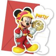 6 Inviti Mickey Racing