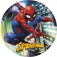 8 Piatti Spiderman Team