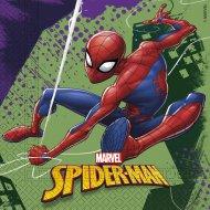 20 Tovaglioli Spiderman Team