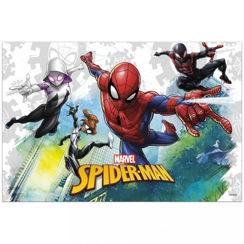 Tovaglia Spiderman Team