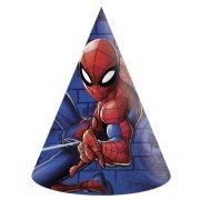 6 Cappelli Spiderman Team
