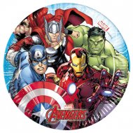 8 Piattini Avengers