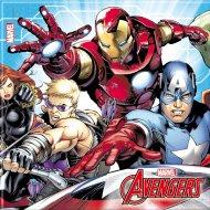 20 Tovaglioli Avengers