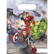 6 Sacchetti regalo Avengers