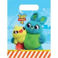 Contiene : 1 x 6 Sacchetti regalo Toy Story 4