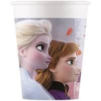 Contiene : 1 x 8 Bicchieri - Frozen 2