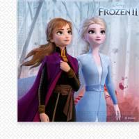 Contiene : 1 x 20 Tovaglioli - Frozen 2