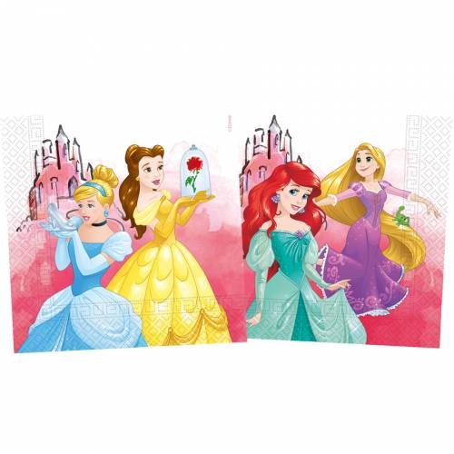 20 Tovaglioli Principessa - Compostabile