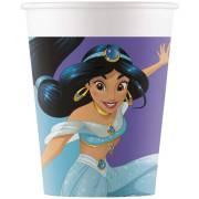 8 Bicchieri Principesse Disney Dreaming