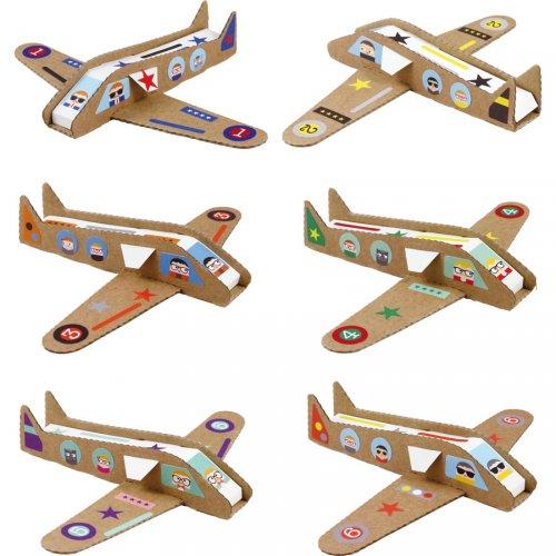 Kit creativo - I miei aerei