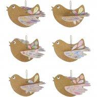 Kit creativo - I miei uccelli
