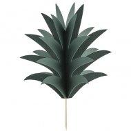 6 stuzzicadenti Ananas Aloha 3D (15 cm)